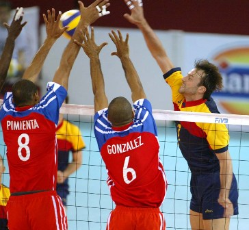 Voleibol(TorneoMadrid2004)